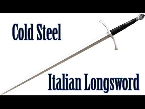 Xxx Mp4 Medieval Review Cold Steel Italian Longsword 3gp Sex