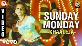 Khaaleja - Sunday Monday Video | Mahesh Babu, Anushka | Manisarma