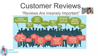 Online Reviews Are Important Webinar by Gregg Towsley