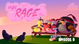 Age Rage | Angry Birds Toons - Ep 9, S 3