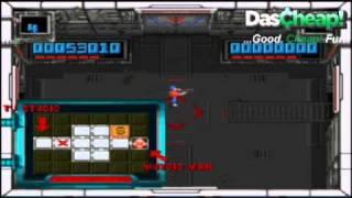 Original Super Nintendo Super Smash TV Gameplay Video