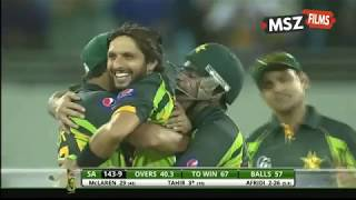 Pakistan Amazing Victory against South Africa 2nd ODI 2013