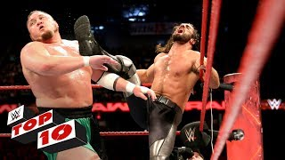 Top 10 Raw moments: WWE Top 10, May 22, 2017
