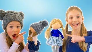 Amelia, Avelina and Akim magic doll adventure and Amelia