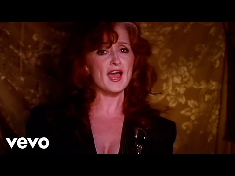 Bonnie Raitt Something To Talk About Official Video