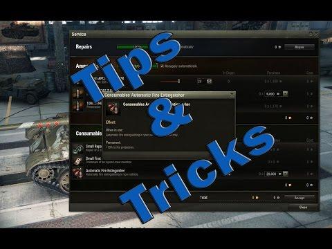 World of Tanks - Tips & Tricks