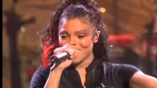 Janet Jackson Together Again LIVE from The Velvet Rope Tour RIP Michael Jackson 1958 2009