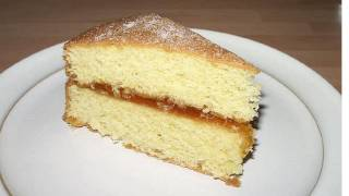 Basic Eggless Sponge Cake Recipe Video by Bhavna