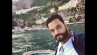 Superstar Yasir Akhtar in Amalfi - Italy