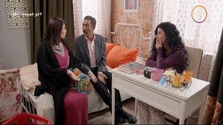 مشهد كوميدي لـ عبد الحميد و عايدة وهاجر 😂 .. ( مش فاكره المحشي المعجن ) 😂 #أبو_العروسة