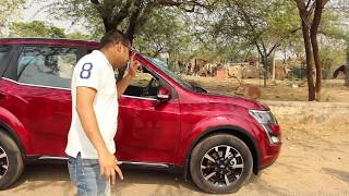 All about new XUV 500  II Drive  II  genuine information