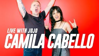 Camila Cabello Live With JoJo