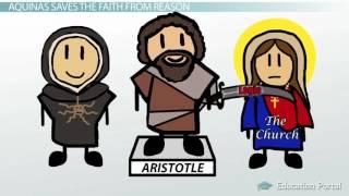 How Thomas Aquinas Saved the Faith from Reason   Video & Les