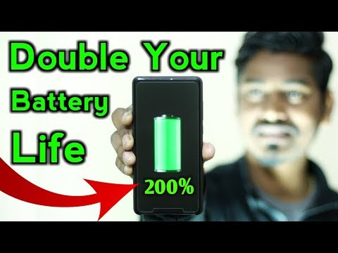 Double Your Mobile Battery Life 100% Working | Secret Setting to Increase Battery Life|DK Tech Hindi