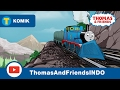 Download Video Kereta Thomas & Friends Indonesia: Komik Thomas - Mengunjungi Pegunungan Rocky di Kanada 3GP MP4 FLV