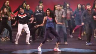 Dance Fitness Routine: Let's Talk About Love | Bombay Jam®