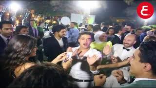 الرقص الجامد فى فرح محمد على رزق