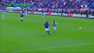 Liga MX: Cruz Azul 5 - 0 Pachuca Jornada 11 Clausura 2018