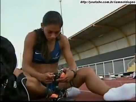 Ana Cláudia Lemos recordista dos 100m rasos a musa do atletismo feminino brasileiro