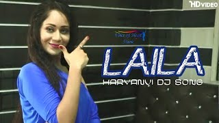 Laila   Amjad Khan, Amreen Sayyed   New Most Popular Haryanvi Dj Dance Song 2017   VOHM