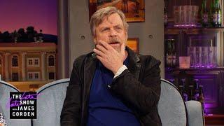 Luke Skywalker Virginity Questions for Mark Hamill