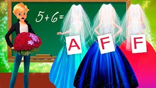 Miraculous Ladybug Kids School cheatting | Transform Animation Collection
