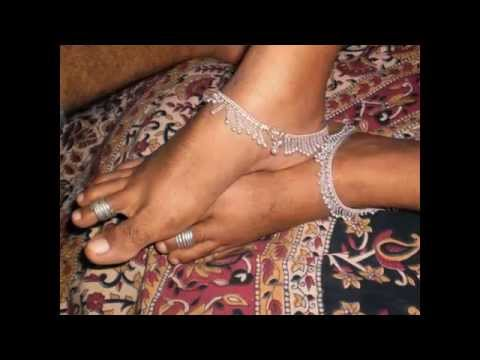Anklet, Payal, Padasaram - the jewellery that made Indian women's feet the most beautiful