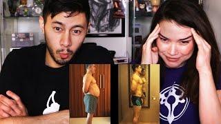 FAT TO FIT   Aamir Khan Body Transformation   Dangal   REACTION!