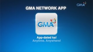 The GMA Network App is here!