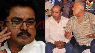 Sarathkumar, Radharavi suspended from Nadigar Sangam || Vishal, Nasser, Karthi, Karunas