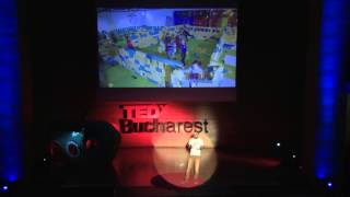Make education happen! Ion Neculai at TEDxBucharest