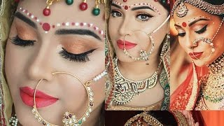 Bipasha Basu Wedding Makeup | Bengali Bridal Makeup | Bengali Traditional Wedding |