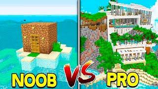 MINECRAFT - NOOB VS PRO! (Part 1)