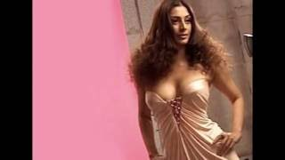 Tabu expoosed her boobs during hot photo shoot