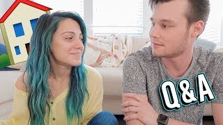 Moving to LA with my Boyfriend Q&A (Answering all your questions)