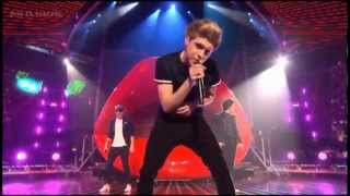 One Direction - Kiss You - X Factor USA (Finale)