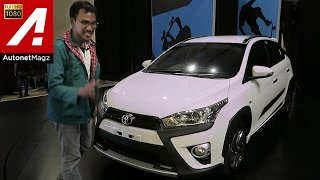 FI review New Yaris dan Yaris Heykers by AutonetMagz
