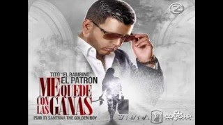 Tito El Bambino - Me Quede Con Las Ganas (Salsa Version)