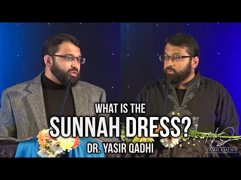 Xxx Mp4 The Sunnah Dress Is It Religious For Muslims To Dress Like The Prophet SAW Dr Yasir Qadhi 3gp Sex