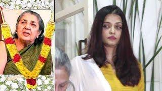 EMOTIONAL Aishwarya Rai Breaks Down Publicly At Shammi Aunty