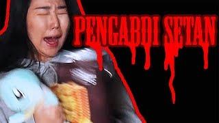 Cewek korea nonton film HOROR Indonesia dan pingsan?!