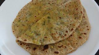 Aloo parota recipe | How to make aloo paratha