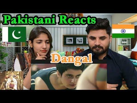 Pakistani Reacts To Dangal | Official Trailer | Aamir Khan | Dangal Movie Reaction
