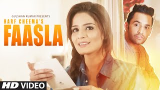 Harf Cheema: Faasla Full Video Song | Nawaab Singh | Latest Punjabi Song | T-Series Apnapunjab