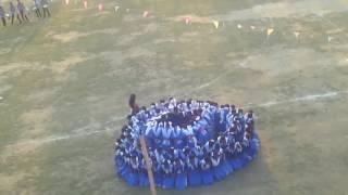 Amazing Display on Gazirchat High school-1