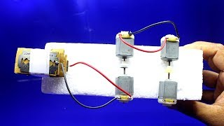 How To Make A Free Energy Generator Using Blade - Free Energy Generator With Blade And DC Motor