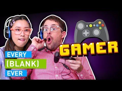 Xxx Mp4 EVERY GAMER EVER 3gp Sex
