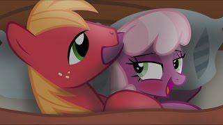 [ My little Pony FiM ] Big mac And Cheerilee – Love Scenes