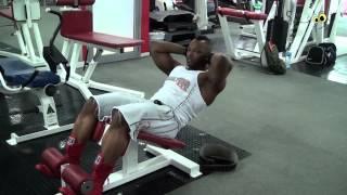 شووف كيف تمارين لتقوية عضلات البطن  Abdominal Muscles Exercise