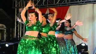 khmer dance indai, Khmer rom Indai